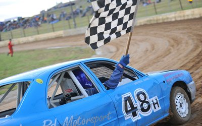 Huntly Speedway PRODUCTION SALOONS Judith Gribble Production Saloons Rep