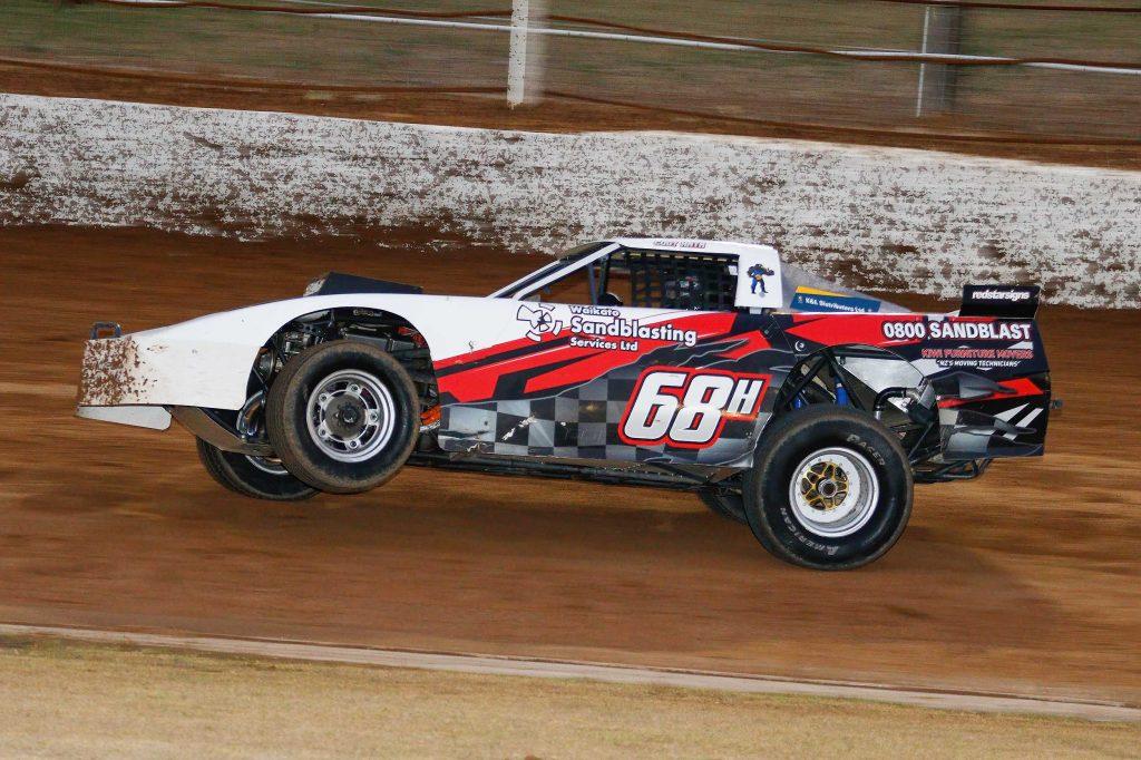 Huntly Speedway SALOONS Craig Robinson Saloon Rep