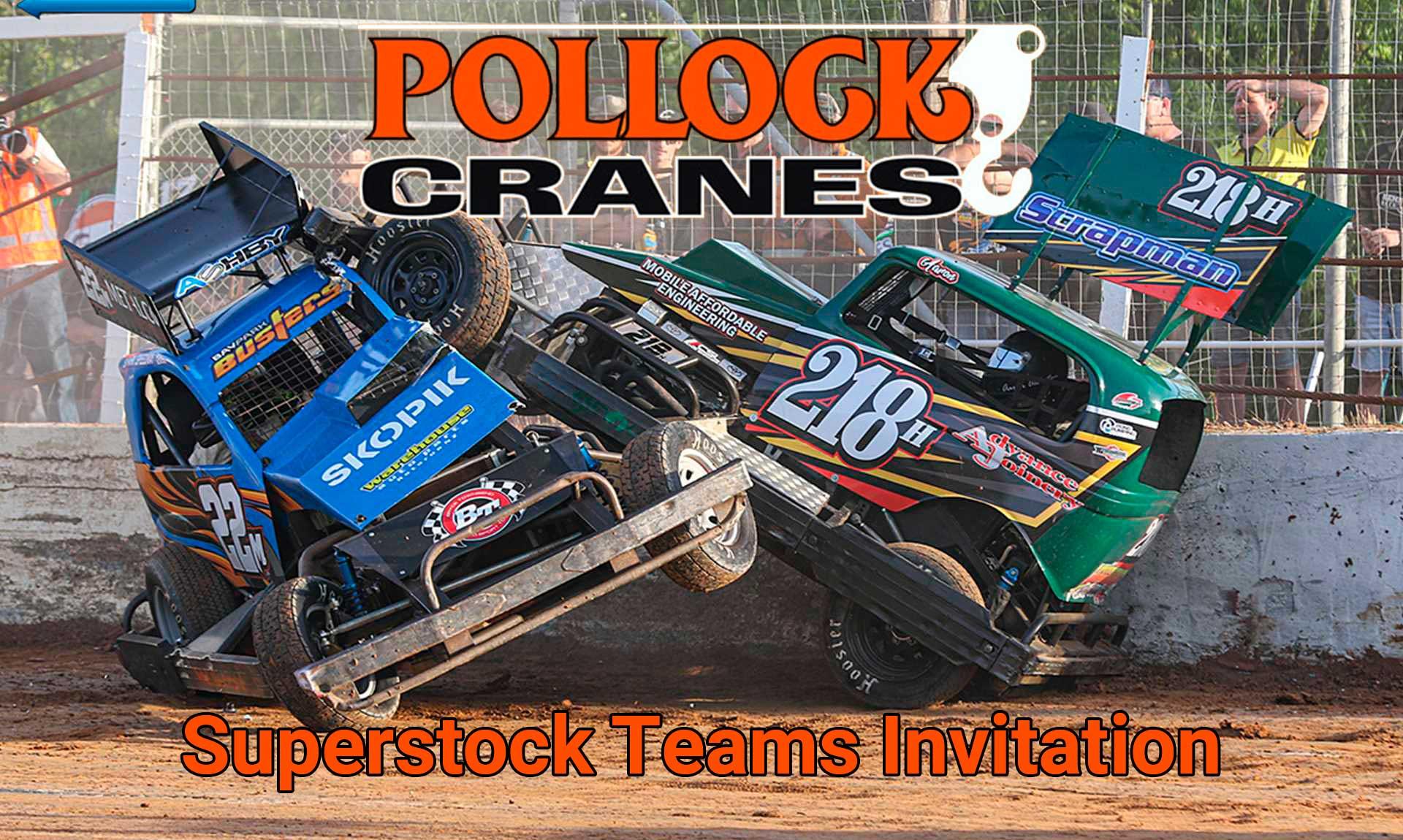 Pollock Cranes Superstock Teams Invitational