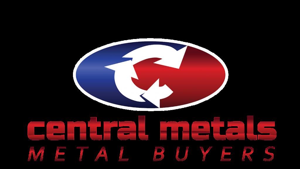 central metals logo