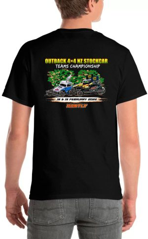 Outback 4x4 Teams Champs Merchandise