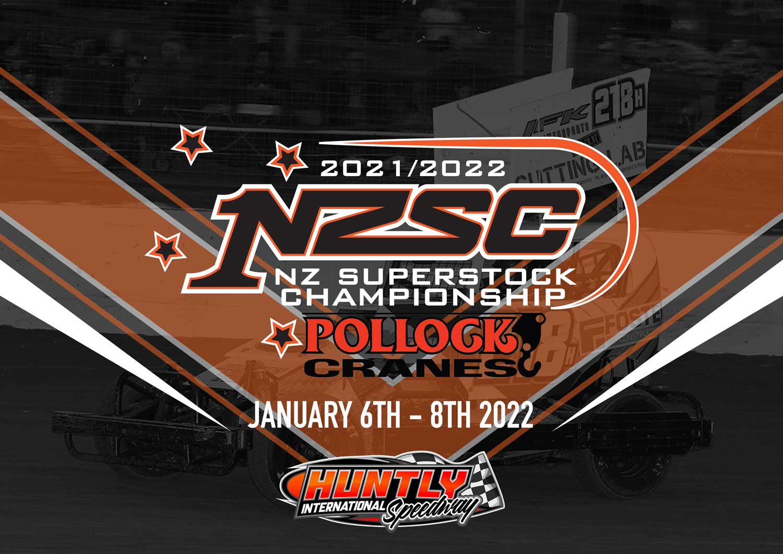 2021/2022 Pollock Cranes NZ Superstock Championship